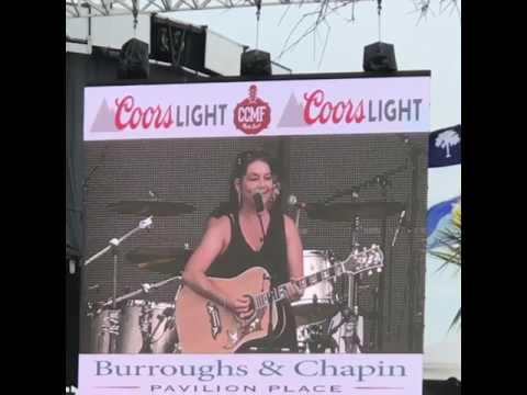 Gretchen Wilson Redneck Woman 2017 Carolina Country Music Festival CCMF
