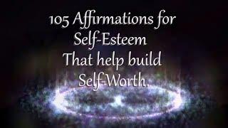 Affirmations for Self-Esteem  | 🙏 God Quotes