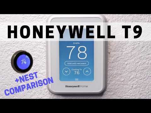 Honeywell T9 Review: which is best, T9 or Nest?