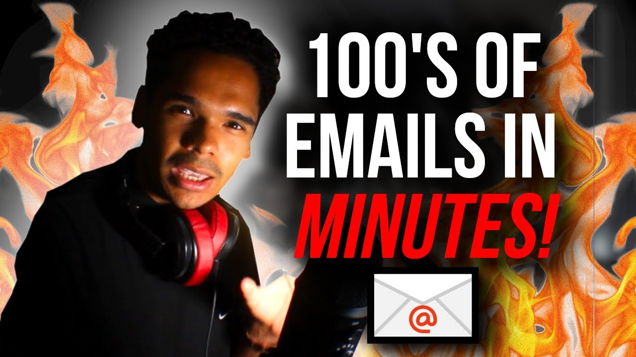 How To Send Beats To HUNDREDS of Rappers In MINUTES! | How To Sell Beats Online