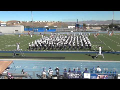 Boise State Marching Band - McQueen Extravaganza - October 4, 2014