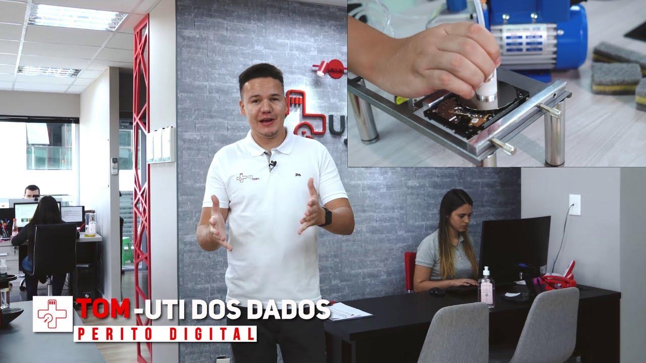 COMO RECUPERAR HD ? Novas Soluções Para Resolver Problemas Físicos De HD Com Defeito