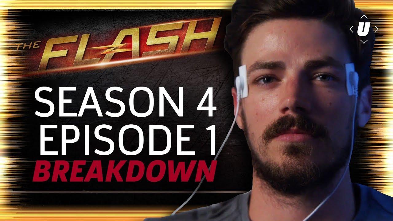 "The Flash Season 4 Episode 1 ""The Flash Reborn"" Breakdown"