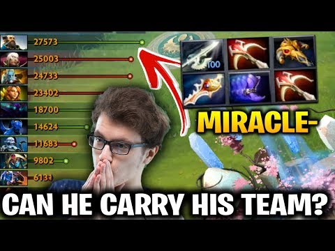 Miracle Kunkka Rapier vs MagE PL: Can He Carry His Team To Victory??!