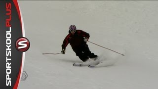 Advanced Ski Turns with Olympic Skier Bode Miller