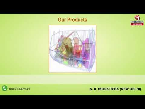 Shopping Trolleys and Hotel Trolleys By S. R. Industries, New Delhi
