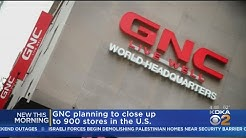 GNC To Close 900 Stores Across Nation