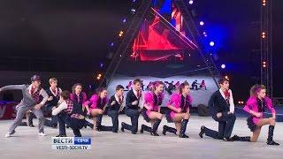 �������� ���� Акробатический рок-н-ролл: россияне отличились на командных соревнованиях в Сочи ������