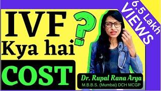 टेस्ट ट्यूब बेबी आईवीएफ से बच्चा कैसे पैदा करें कितना खर्च WHAT IS TEST TUBE BABY IVF #MEDDIGEST 3