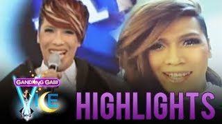 Funny video selfie of Vice Ganda