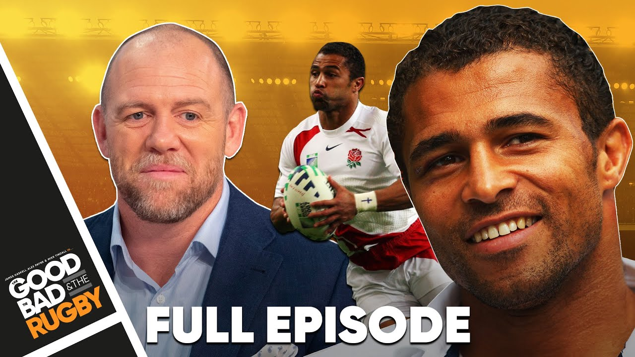 Jason Robinson on Regrets, Religion & Racism - Good Bad Rugby Podcast #14