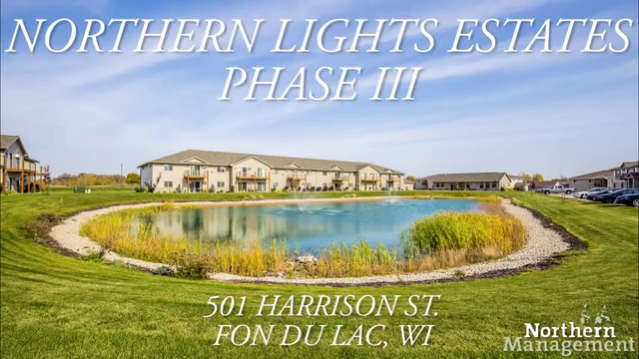 Northern Lights Apartments Fond Du Lac