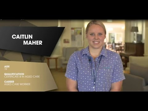 The Aged Care Worker: Caitlin's Story
