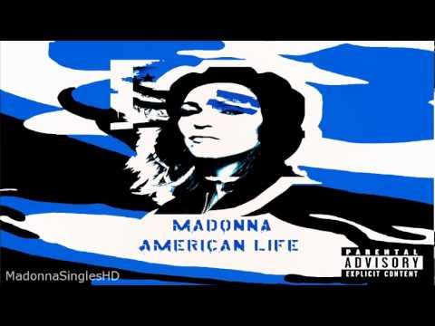Madonna - American Life (Felix Da Housecat's Devin Dazzle Club Mix)