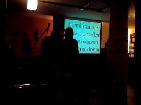 Cral Osp.Pascale Serata KARAOKE al TOCA TOCA CLUB DISCOPUB (Crispano)