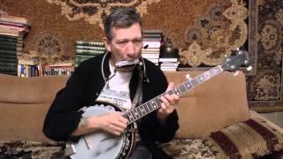 Как  научиться играть на губной гармошке и банджо. Урок №1