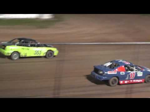 Hornet Feature at Red Cedar Speedway 05/26/2017