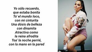 S   No Me Acuerdo - Thalía Ft. Natti Natasha
