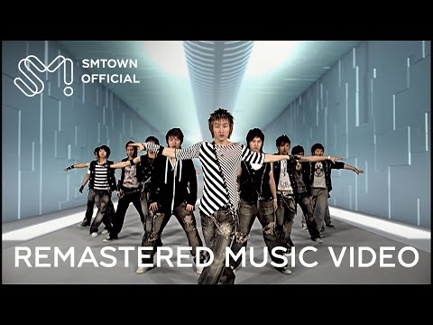 SUPER JUNIOR 슈퍼주니어 'U' MV