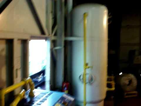DB16 509 Gantry Crane Engineering Spaces.