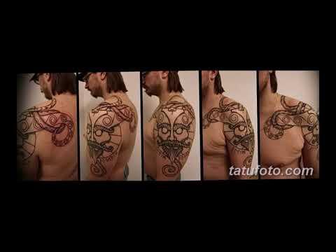 Тату славянские - примеры готовых татуировок на фото