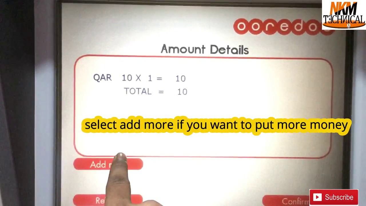 How To Cash Out In Ooredoo Money