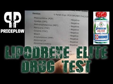 Lipodrene Elite DRUG TEST: Does It Pass?