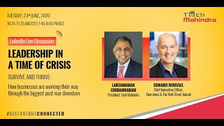 Leadership in a Time of Crisis | Survive and Thrive
