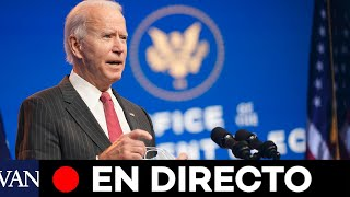 DIRECTO: Discurso de Biden previo a la celebración de Acción de Gracias