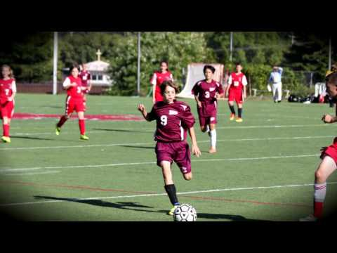Severn School - MS Maroon Soccer 2016