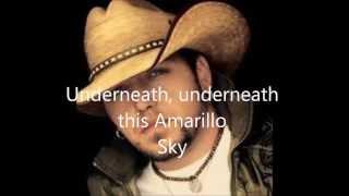 Jason Aldean Amarillo Sky Lyrics
