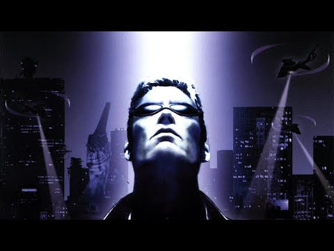 Deus Ex 1 Ambient Mix - Chill Out