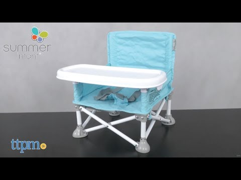 Pop N' Sit Portable Booster Seat from Summer Infant