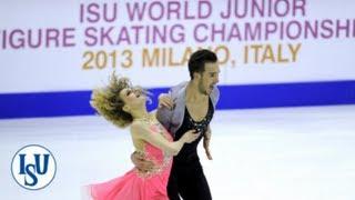 ISU World Junior Figure Skating Championships 2013 - Milan/ITA