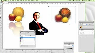 43 - DTP with QuarkXPress: Image Logic (Reflection Effect and more!)