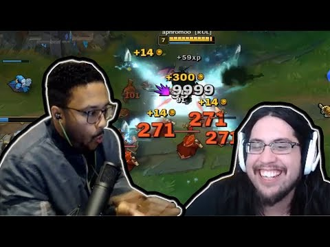 WHEN APHROMOO PLAYS PYKE AS SUPPORT | IMAQTPIE'S SPASMING TEAMMATE | SHIPHTUR | LOL MOMENTS