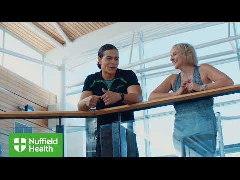 Wendy, from pain to personal training | Nuffield Health