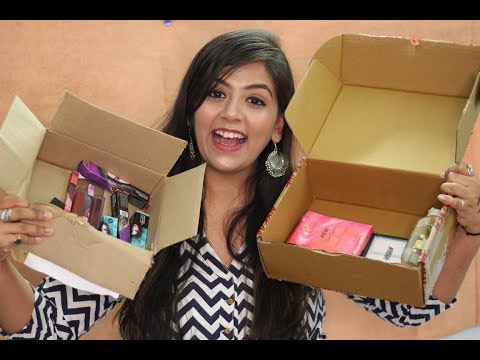 HUGE MAKEUP HAUL|| NYKAA, SUGAR COSMETICS, ETC.,|| AFFORDABLE PRODUCTS ||THE VANITY CULTURE