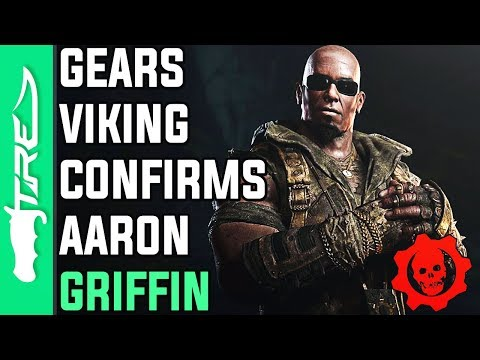 Gears of War 4 - Aaron Griffin CONFIRMED for Multiplayer by Rod Fergusson and Ice T (GOW4 News)