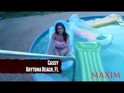 Maxim Magazine Hotties 2014 Semifinalist: Cassy