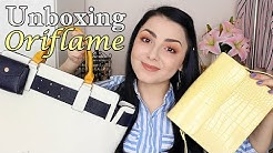 Unboxing Oriflame C7 2020   GIVEAWAY
