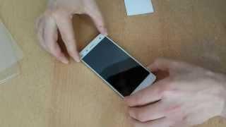 Ako aplikovať temperované sklo na mobil alebo smartphone