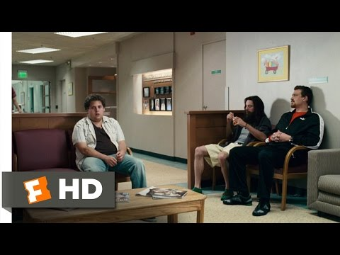Knocked Up (10/10) Movie CLIP - Giving Birth (2007) HD