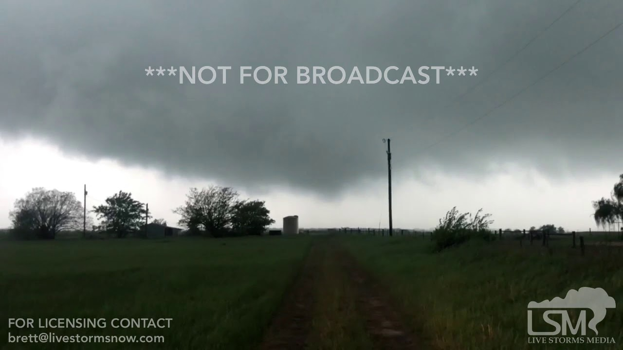 4-6-19 Cameron, TX - Multiple Brief Tornadoes