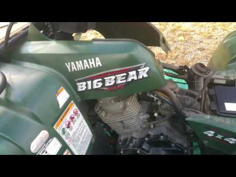 Overview How To Check Valves On A 2008 Yamaha Big Bear 400