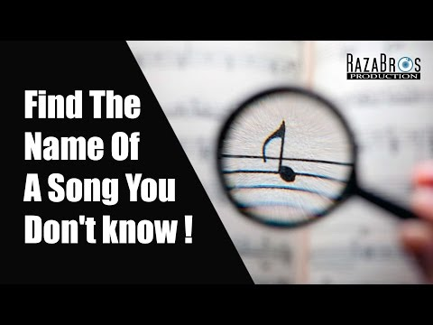 How to find a song you don't know the name of in few seconds | Midomi