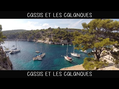Cassis Video - Calanques - Marseille - HD - GoPro - Travel - French Riviera - Tourism