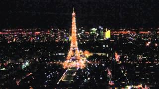 Paris Lights (view from Tour Montparnasse)