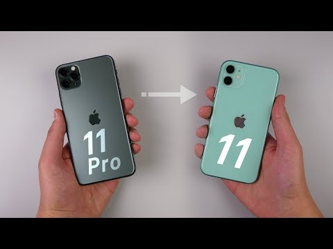 I Ditched my 11 Pro Max for the iPhone 11 - But then I Switched Back...