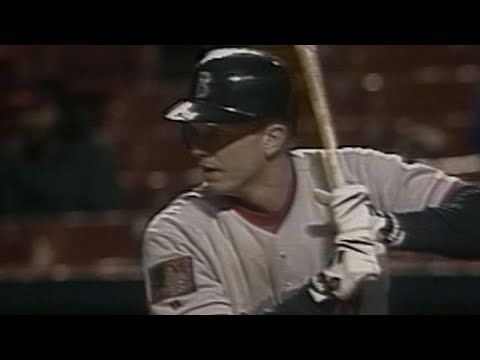 Scott Cooper hits for the cycle in 1994